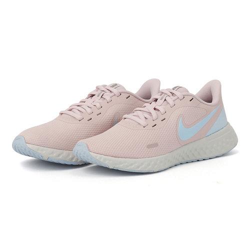 Nike Revolution 5 - Αθλητικά - BARELY ROSE/HYDROGEN BLUE