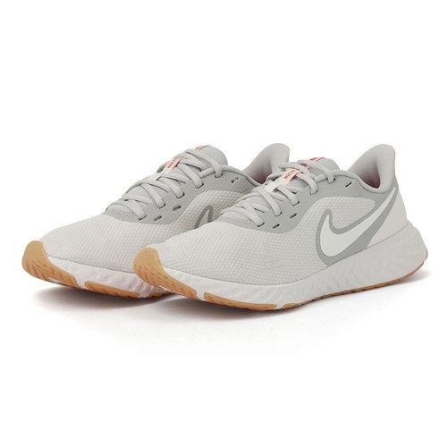 Nike Revolution 5 - Αθλητικά - PLATINUM TINT/SUMMIT WHITE