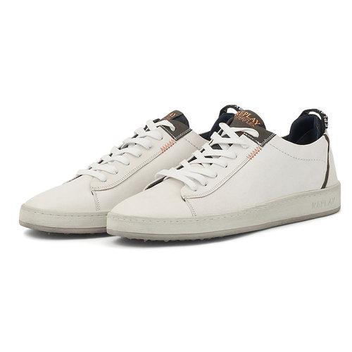 Replay - Sneakers - WHITE/DK GREY