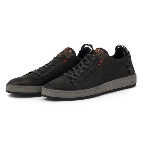 Replay - Sneakers - BLACK/MIL/GRN