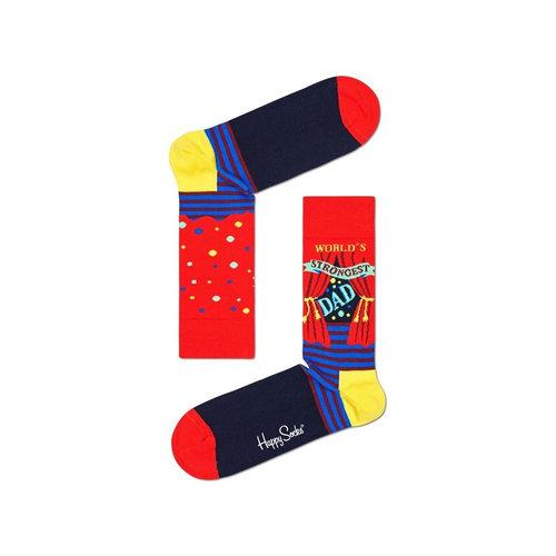 Happy Socks Strongest - Κάλτσες - ΔΙΑΦΟΡΑ ΧΡΩΜΑΤΑ