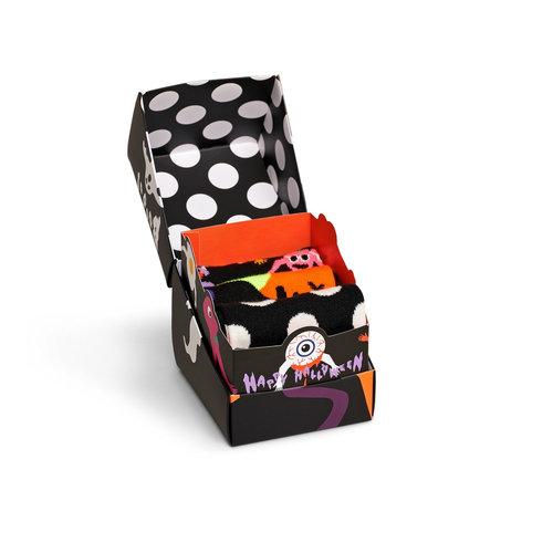 Happy Socks 3-Pack - Κάλτσες - ΔΙΑΦΟΡΑ ΧΡΩΜΑΤΑ