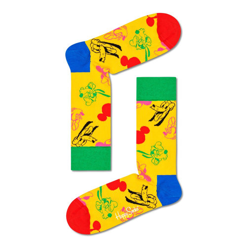 Happy Socks All Smiles - Κάλτσες - ΔΙΑΦΟΡΑ ΧΡΩΜΑΤΑ