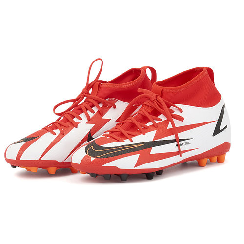 Nike Jr. Mercurial Superfly 8 - Αθλητικά - CHILE RED/BLACK