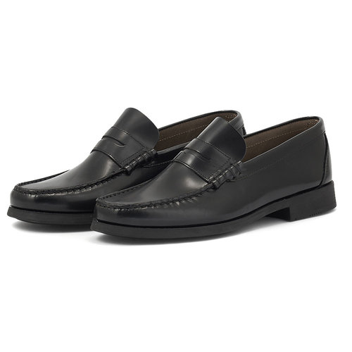 Ragazza Scarpe - Brogues & Loafers - BLACK