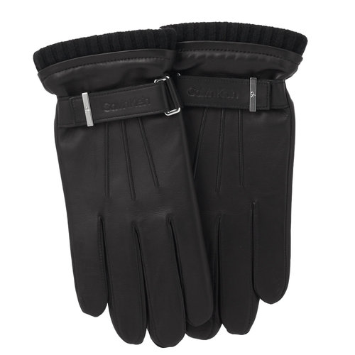 Calvin Klein - Γάντια & Κασκόλ - BLACK