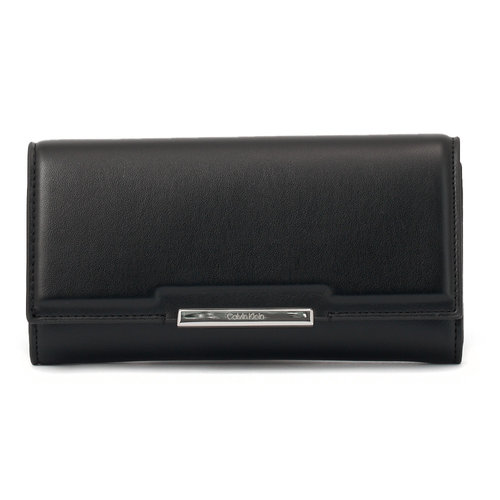 Calvin Klein - Πορτοφόλια - BLACK