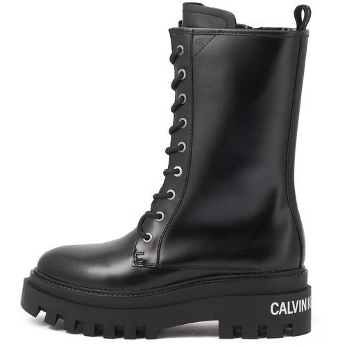 Calvin Klein - Μποτάκια - BLACK