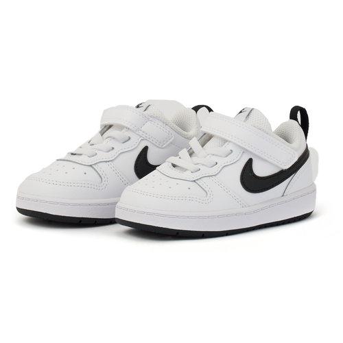Nike Court Borough Low 2 - Αθλητικά - WHITE/BLACK
