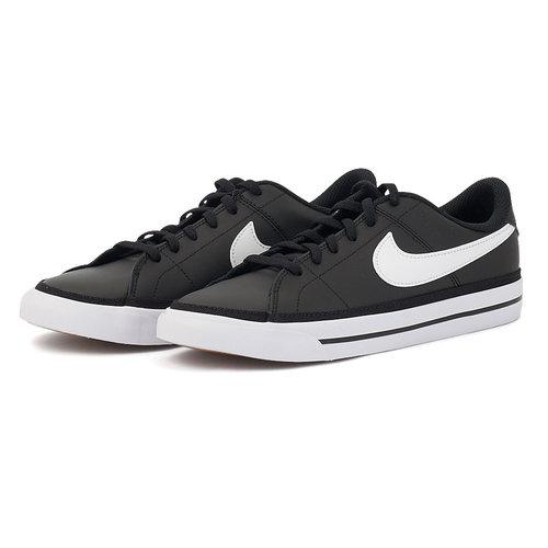 Nike Court Legacy - Αθλητικά - BLACK/WHITE