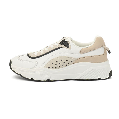 Tamaris - Sneakers - WHITE/SAND