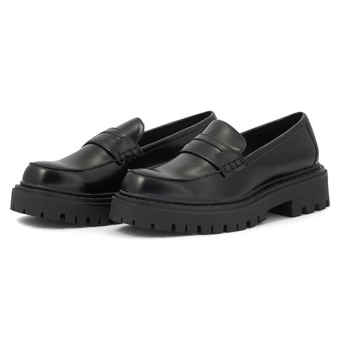 Aldo Bigstrut - Brogues & Loafers - BLACK