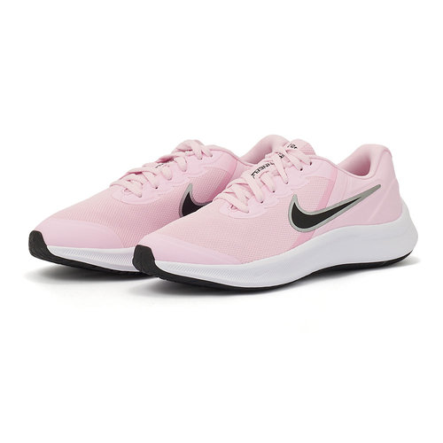 Nike Star Runner 3 - Αθλητικά - PINK FOAM /BLACK