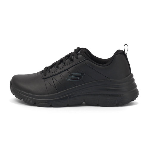 Skechers Fashion Fit - Αθλητικά - ΜΑΥΡΟ