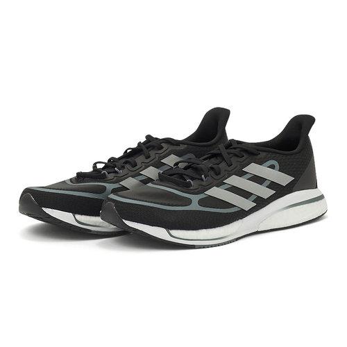 adidas Supernova + M - Αθλητικά - CORE BLACK/SILVER MET.