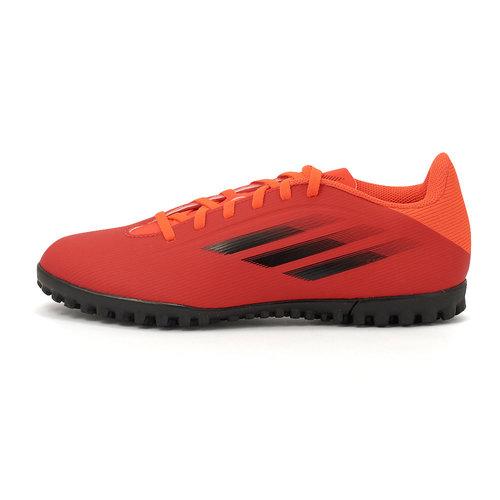 adidas X Speedflow.4 Tf - Αθλητικά - RED/CORE BLACK