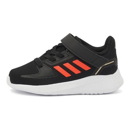 adidas Runfalcon 2.0 I - Αθλητικά - CORE BLACK/SOLAR RED