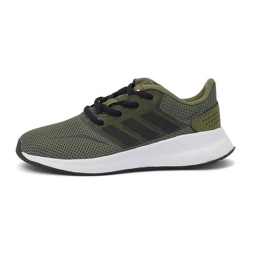 adidas Falcon K - Αθλητικά - RAW KHAKI/CORE BLACK