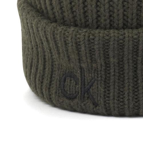 Calvin Klein - Καπέλα & Σκούφοι - DARK OLIVE