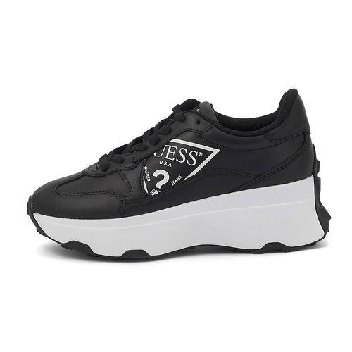 Guess Calebb - Sneakers - BLACK