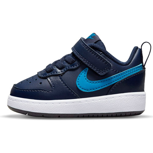 Nike Court Borough Low 2 - Αθλητικά - MIDNIGHT NAVY/IMPERIAL BLUE