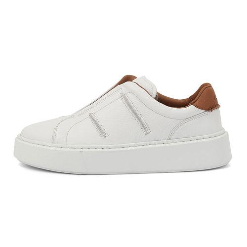 Clarks Hero Lite Slip - Sneakers - WHITE