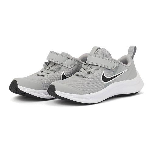 Nike Star Runner 3 - Αθλητικά - LT SMOKE GREY/BLACK