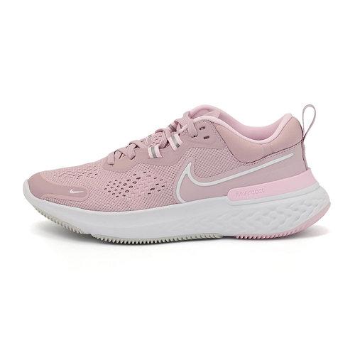 Nike React Miler 2 - Αθλητικά - PLUM CHALK/WHITE-PINK FOAM