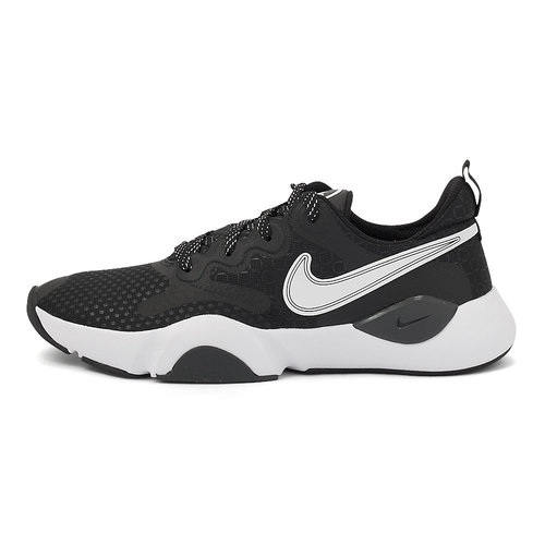 Nike SpeedRep - Αθλητικά - BLACK/WHITE-DK SMOKE GREY
