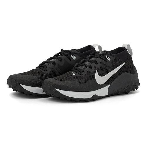 Nike Wildhorse 7 - Αθλητικά - BLACK/PURE PLATINUM
