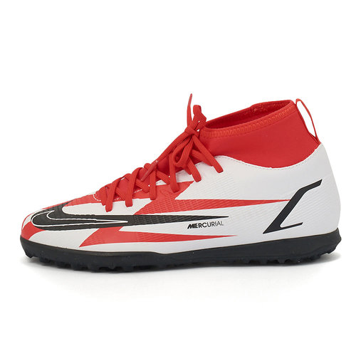 Nike Jr. Mercurial Superfly 8 - Αθλητικά - CHILE RED/BLACK-WHITE-TOTAL ORANGE
