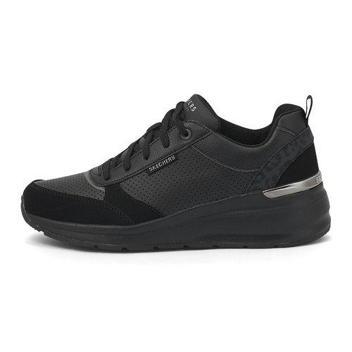 Skechers Billion-Subtle Spots - Sneakers - ΜΑΥΡΟ