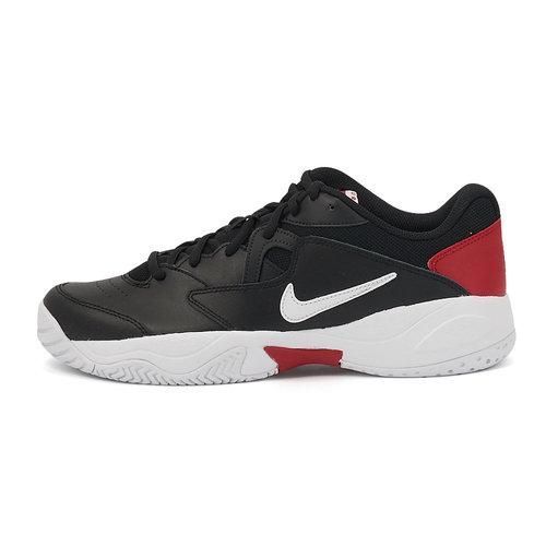 NikeCourt Lite 2 - Sneakers - BLACK/WHITE