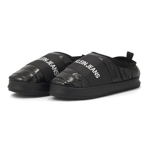 Calvin Klein - Παντόφλες - BLACK