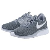 Nike Tanjun Racer - Running - ΓΚΡΙ