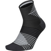 Nike Dri-FIT Lightweight Quarter Running Sock - Αθλητικές - ΜΑΥΡΟ