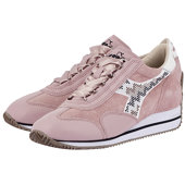 Diadora Equipe W Hh Pearls Sport Heritage - Sneakers - ΡΟΖ
