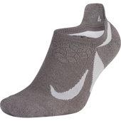 Nike Dry Elite Cushioned No-Show Running - Αθλητικές - ΓΚΡΙ