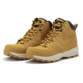 Nike Manoa Leather Boot - Mid Cut - ΚΑΜΕΛ