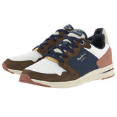 Pepe Jeans Jayker Dual D-Limit Mix - Low Cut - ΔΙΑΦΟΡΑ ΧΡΩΜΑΤΑ
