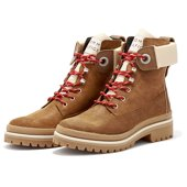 Tommy Hilfiger Sporty Outdoor Lace Up Bootie - Μποτάκια - ΚΑΦΕ