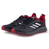 adidas Runfalcon 2.0 Tr - Running - CORE BLACK/SILVER MET