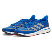 adidas Supernova + M - Running - FOOTBALL BLUE/SILVER MET
