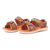 Clarks Surfing Tide T Orange - Πέδιλα - ORANGE