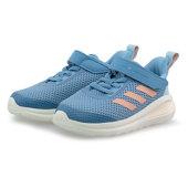 adidas Fortarun El I - Αθλητικά - HAZY BLUE/GLOW PINK