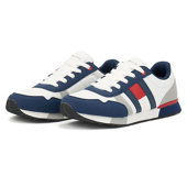 Tommy Hilfiger - Sneakers - BLUE/RED