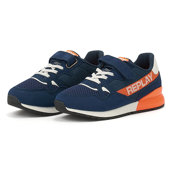 Replay - Sneakers - NAVY/WHITE