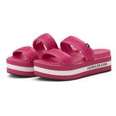 Calvin Klein - Flatforms - PARTY PINK
