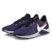 Nike W  Legend Essential 2 - Training - BLACKENED BLUE/SUNSET PULSE