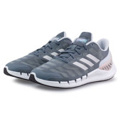 Climacool Ventania - Running - BLUE OXIDE/SILVER MET